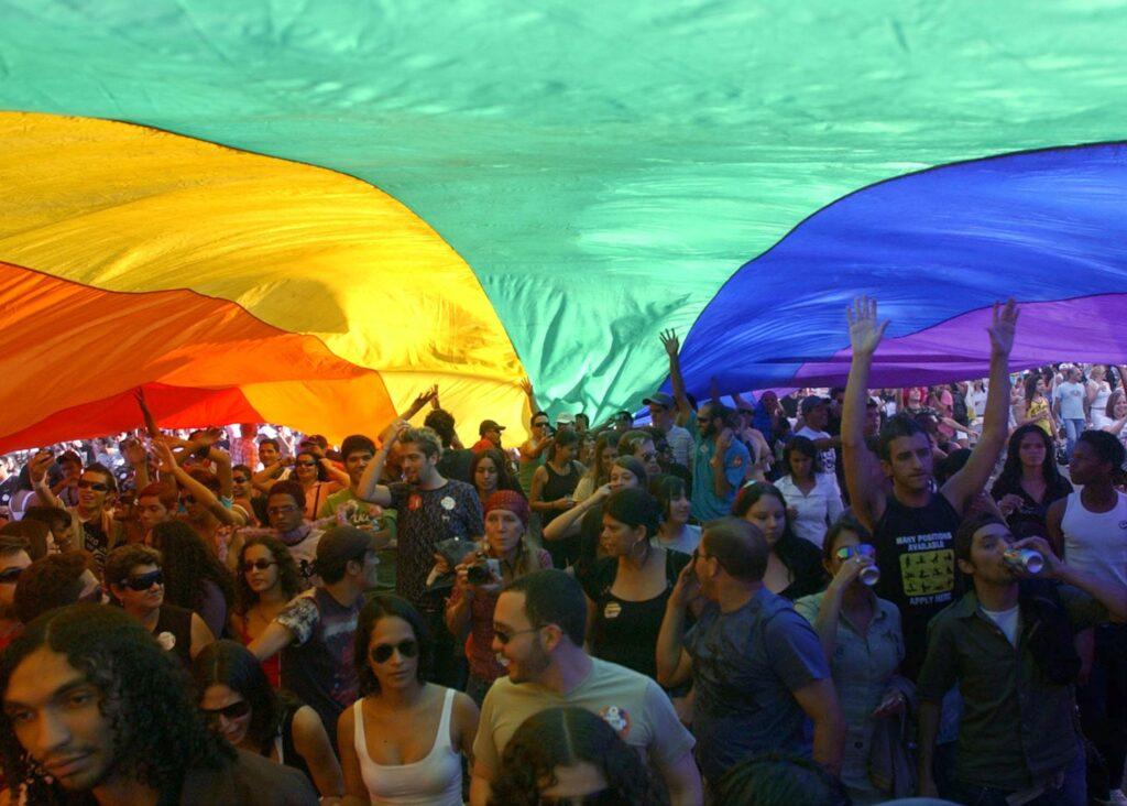 Parada do Orgulho LGBTS de Brasília 2008