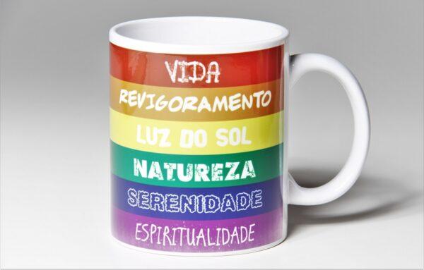 Brasília Orgulho caneca