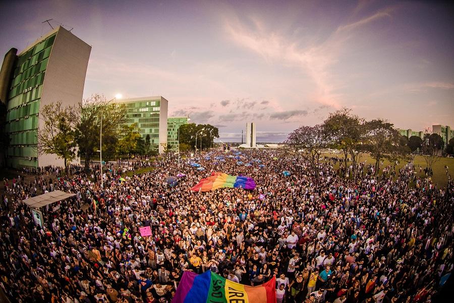 Parada do Orgulho LGBTS de Brasília 2017