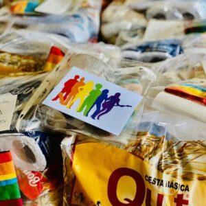 centro lgbts de brasília covid cesta básica gay